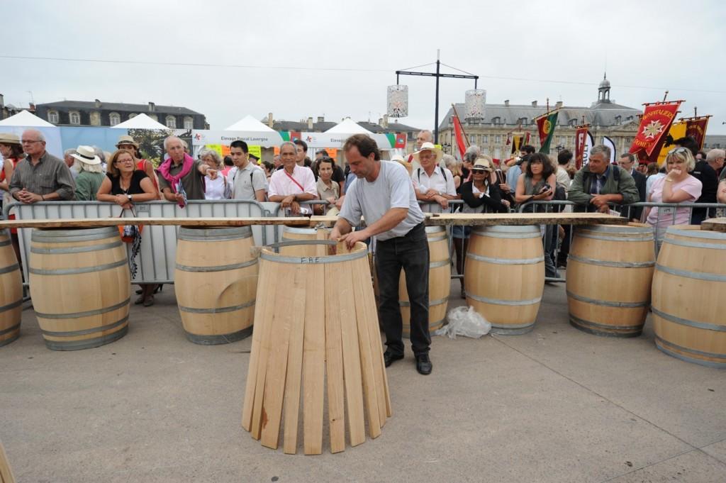 Fête de vin à Bordeaux pour 2016